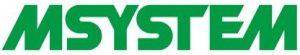 M-System New Logo